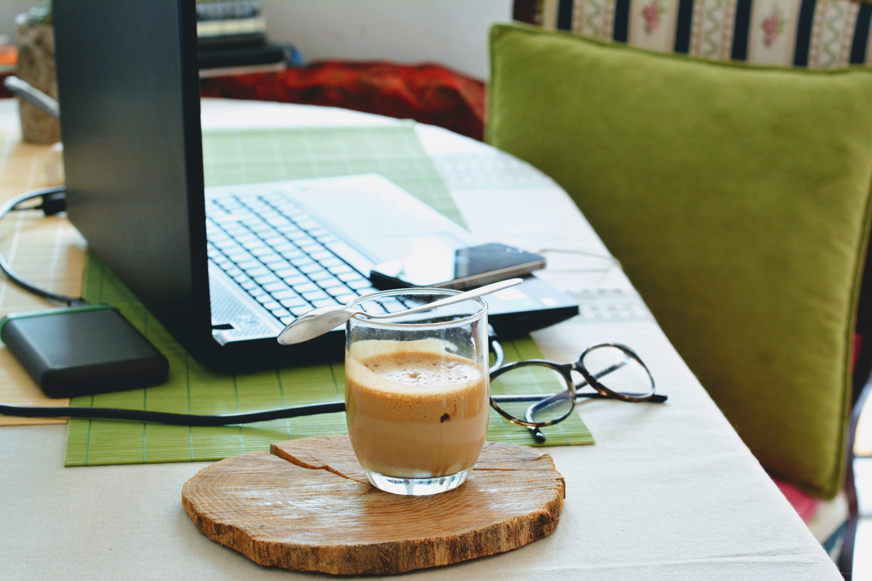 Jetzt kostenlos zur virtuellen Kaffeepause anmelden