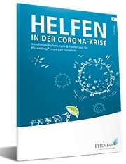 Cover Ratgeber Corona-Hilfe